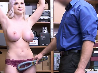 Busty Emily Right forced to fuck and there a cumshot up ahead office