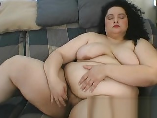 Veronica Eves Fat Latina Output Amateur Solo BBW Big Tits and Ass